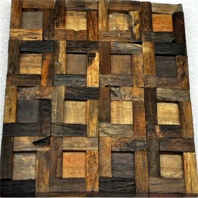 Mosaico Di Legno.Pannelli Di Parete Di Legno Del Mosaico Sulle Vendite